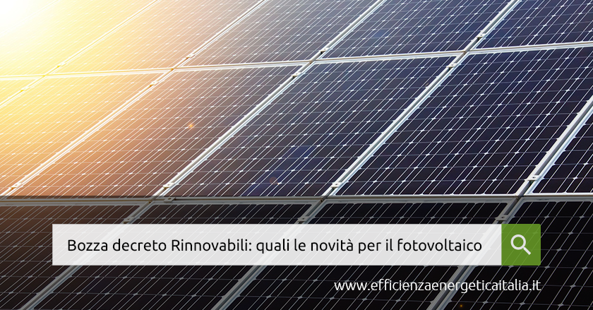 bozza-decreto-rinnovabili-novita-fotovoltaico